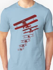 Retro Biplane Graphic T-Shirt