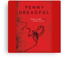 penny dreadful tv series Canvas Print