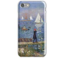 William Glackens - Bathers at Bellport  iPhone Case/Skin