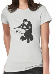 Z nation - 10K  Womens Fitted T-Shirt