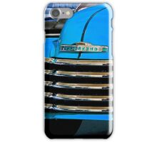Classic Vintage Chevrolet at Antique Car Show iPhone Case/Skin