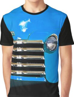 Classic Vintage Chevrolet at Antique Car Show Graphic T-Shirt