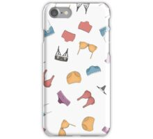 Undies everywhere!! iPhone Case/Skin