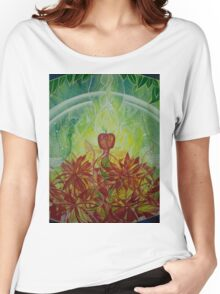 The Garden Women's Relaxed Fit T-Shirt