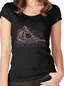 The Evil Harkonnen Women's Fitted Scoop T-Shirt