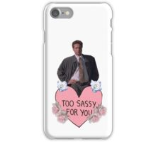 Sassy Mulder iPhone Case/Skin