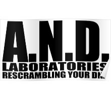 AND Laboratories Poster