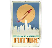 A Better Future Poster