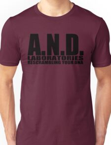 AND Laboratories Unisex T-Shirt