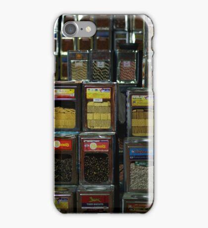 Biscuits farmer iPhone Case/Skin