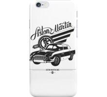 Aston Martin DB5 iPhone Case/Skin