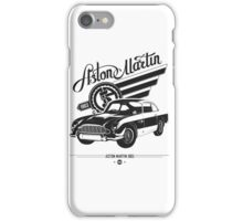 Aston Martin DB5 iPhone Case/Skin