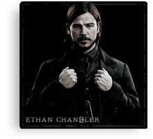 Ethan Chandler  Canvas Print