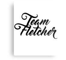 Team Fletcher Metal Print