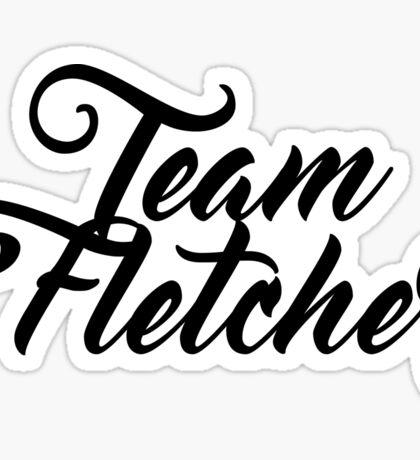 Team Fletcher Sticker