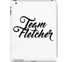 Team Fletcher iPad Case/Skin