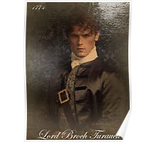 Lord Broch Tuarach oil painting Poster