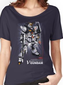 Nu Gundam Women's Relaxed Fit T-Shirt