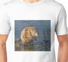 Muskrat - Packing it on! Unisex T-Shirt
