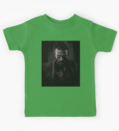 Murphy portrait - z nation Kids Tee
