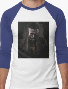 Murphy portrait - z nation Men's Baseball ¾ T-Shirt