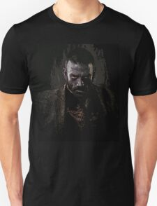 Murphy portrait - z nation Unisex T-Shirt