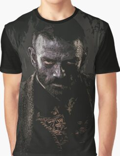 Murphy portrait - z nation Graphic T-Shirt