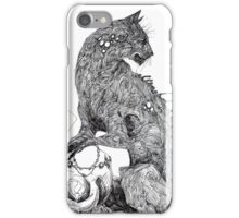She's a Maneater iPhone Case/Skin