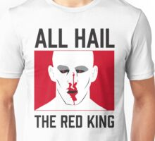 Rory The Red King MacDonald (WHITE) Unisex T-Shirt