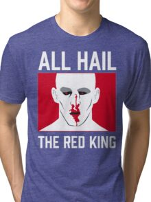 Rory The Red King MacDonald (BLACK) Tri-blend T-Shirt