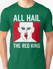 Rory The Red King MacDonald (BLACK) T-Shirt