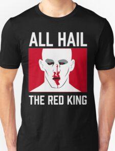 Rory The Red King MacDonald (BLACK) Unisex T-Shirt