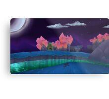Spyro - Crystal Islands Metal Print