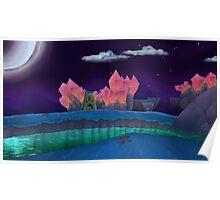 Spyro - Crystal Islands Poster