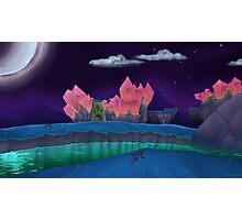 Spyro - Crystal Islands Photographic Print