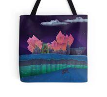 Spyro - Crystal Islands Tote Bag