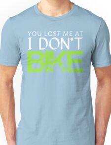 Funny Cycling Unisex T-Shirt
