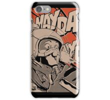 mayday iPhone Case/Skin