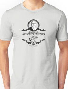 Carsons Accoutrements - Downton Abbey Industries Unisex T-Shirt
