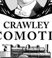 Robert Crawley - Downton Abbey Industries Sticker