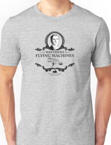 Matthew Crawley - Downton Abbey Industries  Unisex T-Shirt