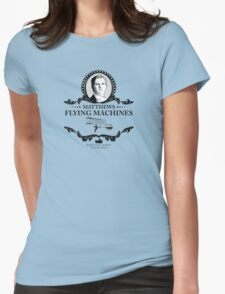 Matthew Crawley - Downton Abbey Industries  Womens Fitted T-Shirt