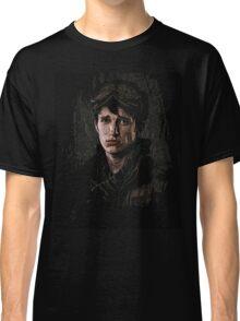 10k portrait - z nation Classic T-Shirt