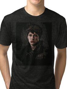 10k portrait - z nation Tri-blend T-Shirt