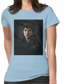 10k portrait - z nation Womens Fitted T-Shirt