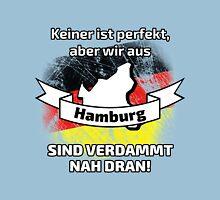 Perfekt Hamburg Unisex T-Shirt