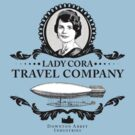 Cora Crawley - Downton Abbey Industries by Rob Stephens