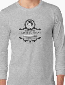 Cora Crawley - Downton Abbey Industries Long Sleeve T-Shirt