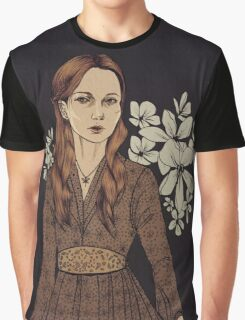 Sansa Stark Graphic T-Shirt
