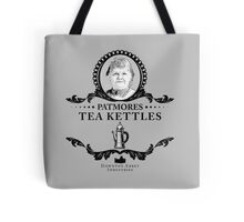 Patmores Tea Kettles - Downton Abbey Industries Tote Bag